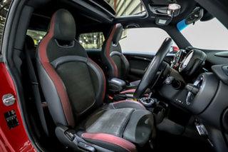2015 Mini Hatch F56 John Cooper Works Red 6 Speed Sports Automatic Hatchback