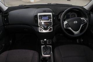 2011 Hyundai i30 FD MY11 SLX cw Wagon Ceramic White 4 Speed Automatic Wagon