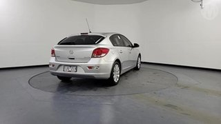 2016 Holden Cruze JH MY15 Equipe Silver 6 Speed Automatic Hatchback