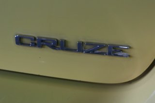 2004 Holden Cruze YG 2 Yellow 4 Speed Automatic Wagon
