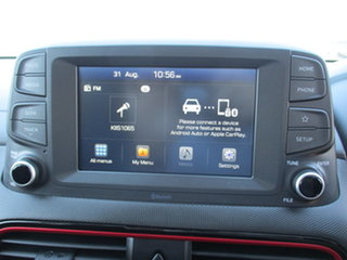 2017 Hyundai Kona OS MY18 Launch Edition 2WD Grey 6 Speed Sports Automatic Wagon