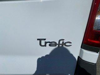 2010 Renault Trafic X83 MY07 Low Roof LWB White 6 Speed Manual Van
