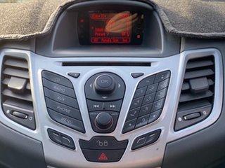 2012 Ford Fiesta WT CL True Red 5 Speed Manual Hatchback