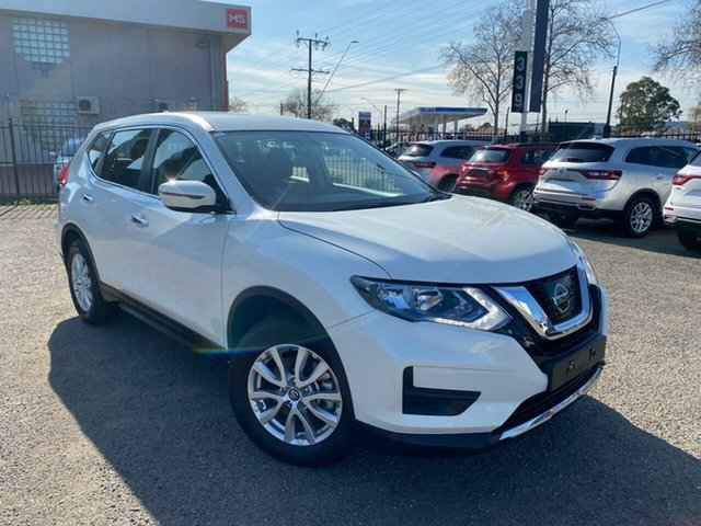 Used Nissan X-Trail T32 Series II ST X-tronic 2WD Hillcrest, 2019 Nissan X-Trail T32 Series II ST X-tronic 2WD White 7 Speed Constant Variable Wagon