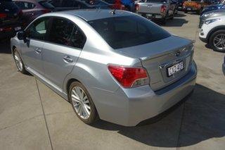2015 Subaru Impreza G4 MY14 2.0i-S Lineartronic AWD Silver, Chrome 6 Speed Constant Variable Sedan.