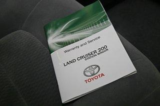 2018 Toyota Landcruiser VDJ200R GXL Silver 6 Speed Sports Automatic Wagon
