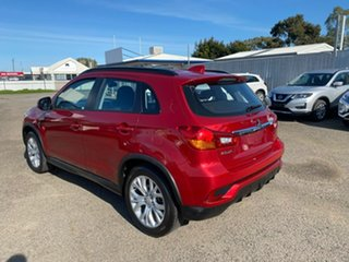 2019 Mitsubishi ASX XC MY19 ES 2WD ADAS Red 1 Speed Constant Variable Wagon