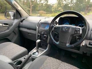 2014 Holden Colorado RG LX White Sports Automatic Utility
