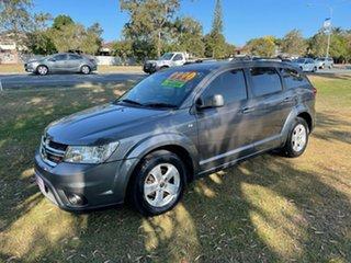 2012 Dodge Journey JC MY12 SXT Grey 6 Speed Automatic Wagon.