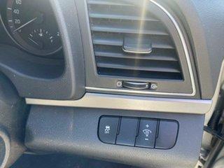 2016 Hyundai Elantra AD MY17 Active Platinum Silver 6 Speed Sports Automatic Sedan