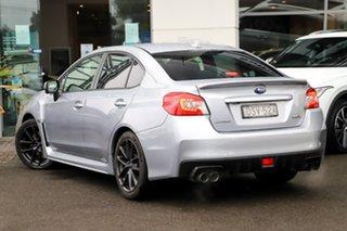 2017 Subaru WRX V1 MY17 Premium AWD Silver 6 Speed Manual Sedan.