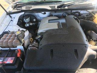 1997 Ford Fairmont EL Ghia 4 Speed Automatic Sedan