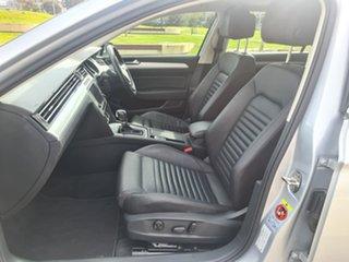 2017 Volkswagen Passat 3C (B8) MY17 132TSI DSG Comfortline Silver 7 Speed