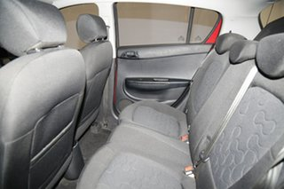 2012 Hyundai i20 PB MY12 Active Electric Red 5 Speed Manual Hatchback