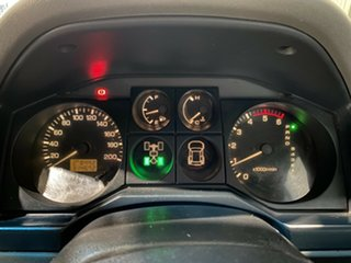 2004 Mitsubishi Pajero NP MY04 GLX Silver 5 Speed Sports Automatic Wagon