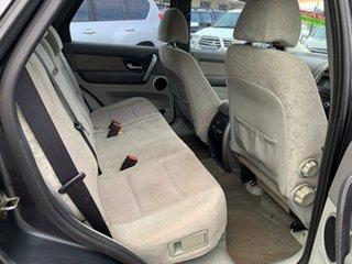 2007 Ford Territory SY MY07 Upgrade TX (RWD) Grey 4 Speed Auto Seq Sportshift Wagon