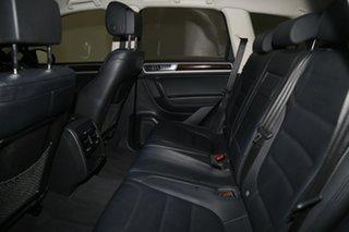 2015 Volkswagen Touareg 7P MY15 V6 TDI Tiptronic 4MOTION Black 8 Speed Sports Automatic Wagon