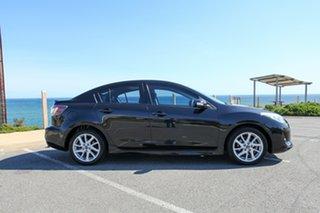 2012 Mazda 3 BL10L2 MY13 SP25 Black 6 Speed Manual Sedan