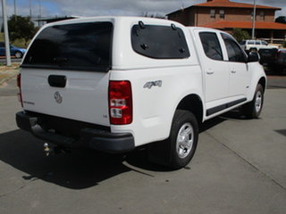 2019 Holden Colorado RG MY20 LS (4x4) White 6 Speed Automatic Dual Cab