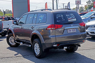 2014 Mitsubishi Challenger PC (KH) MY14 LS Brown 5 Speed Sports Automatic Wagon.
