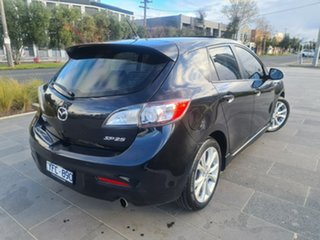 2010 Mazda 3 BL10L1 MY10 SP25 Activematic Black 5 Speed Sports Automatic Hatchback.