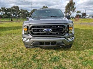 2021 Ford F150 (No Series) XLT Grey Automatic Utility