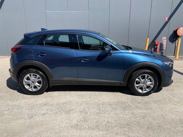 New Mazda CX-3 DK2W7A Maxx SKYACTIV-Drive FWD Sport Alexandria, 2021 Mazda CX-3 DK2W7A Maxx SKYACTIV-Drive FWD Sport Eternal Blue 6 Speed Sports Automatic Wagon