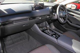 2021 Mazda 3 BP2S7A G20 SKYACTIV-Drive Pure White 6 Speed Sports Automatic Sedan