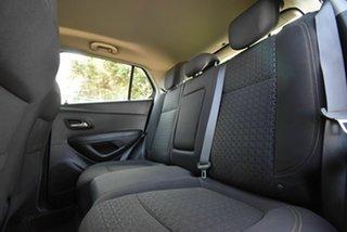 2017 Holden Trax TJ MY17 LS Grey 5 Speed Manual Wagon