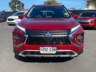 2020 Mitsubishi Eclipse Cross YB MY21 LS 2WD Red 8 Speed Constant Variable Wagon.