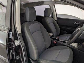 2011 Nissan Dualis J10 Series II MY2010 ST Hatch X-tronic Purple 6 Speed Constant Variable Hatchback
