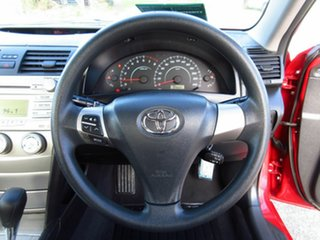 2008 Toyota Camry ACV40R 07 Upgrade Altise Red 5 Speed Automatic Sedan