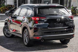 2021 Mazda CX-8 KG2WLA Touring SKYACTIV-Drive FWD Black 6 Speed Sports Automatic Wagon