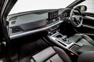 2020 Audi Q5 FY MY21 40 TDI S Tronic Quattro Ultra Black 7 Speed Sports Automatic Dual Clutch Wagon.