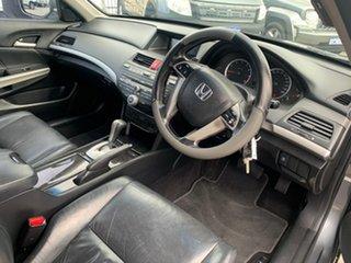 2010 Honda Accord 10 Euro Luxury Grey 5 Speed Automatic Sedan