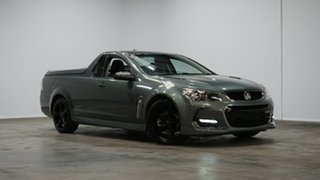 2015 Holden Ute VF II MY16 SS Ute Prussian Steel 6 Speed Sports Automatic Utility.
