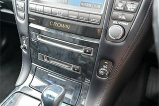 2007 Toyota Crown Athlete Pearl 6 Speed Sedan