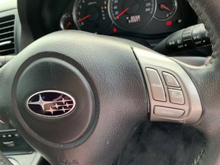 2009 Subaru Liberty B4 MY09 AWD Grey 4 Speed Sports Automatic Sedan