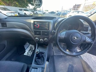 2007 Subaru Impreza G3 MY08 RS AWD Grey 5 Speed Manual Hatchback