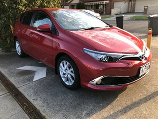 Corolla Ascent Sport 1.8L Petrol CVT 5 Door Hatch.