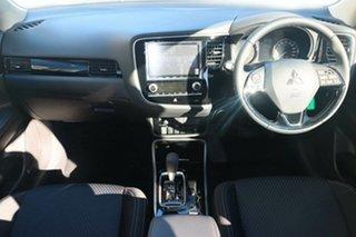 2021 Mitsubishi Outlander ZL MY21 ES 2WD Ironbark 6 Speed Constant Variable Wagon