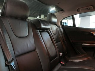 2012 Volvo S60 F Series MY13 T5 PwrShift R-Design Silver 6 Speed Sports Automatic Dual Clutch Sedan