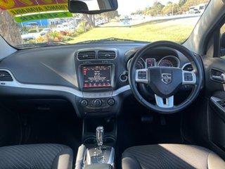 2012 Dodge Journey JC MY12 SXT Grey 6 Speed Automatic Wagon