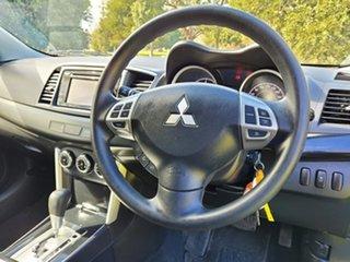 2017 Mitsubishi Lancer CF MY17 ES Sport Grey 6 Speed Constant Variable Sedan