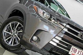 2018 Toyota Kluger GSU50R GXL (4x2) Grey 8 Speed Automatic Wagon.