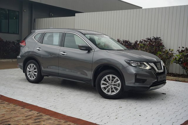 Used Nissan X-Trail T32 Series II ST X-tronic 2WD Cairns, 2019 Nissan X-Trail T32 Series II ST X-tronic 2WD Grey 7 Speed Constant Variable Wagon