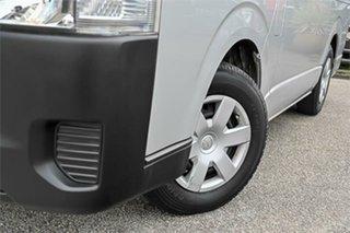 2015 Toyota HiAce KDH201R Silver 4 Speed Automatic Van.