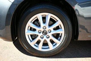 2016 Mazda 3 BM MY15 Neo Grey 6 Speed Automatic Hatchback.