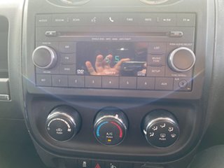 2012 Jeep Patriot MK MY2012 Sport 4x2 White 5 Speed Manual Wagon