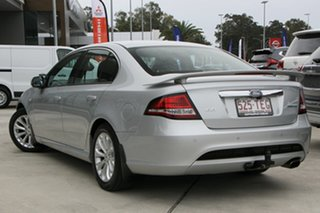 2012 Ford Falcon FG MkII G6 EcoBoost Silver 6 Speed Sports Automatic Sedan.
